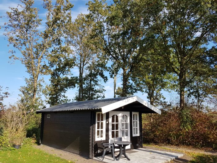 Camping 't Oppertje - Blokhut 'Luxe' D11